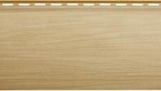 Виниловый сайдинг БЛОКХАУС (Бук) BH-01 - 3,1м х 0,2м